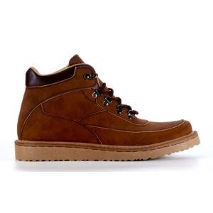 sepatu boots besar becker brown