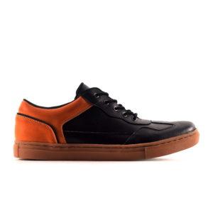 sepatu besar casual nemesis blacktan