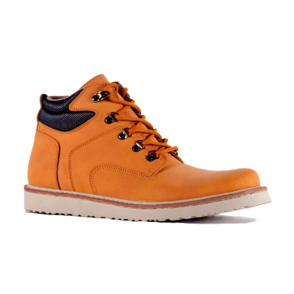 sepatu boots barclay tan