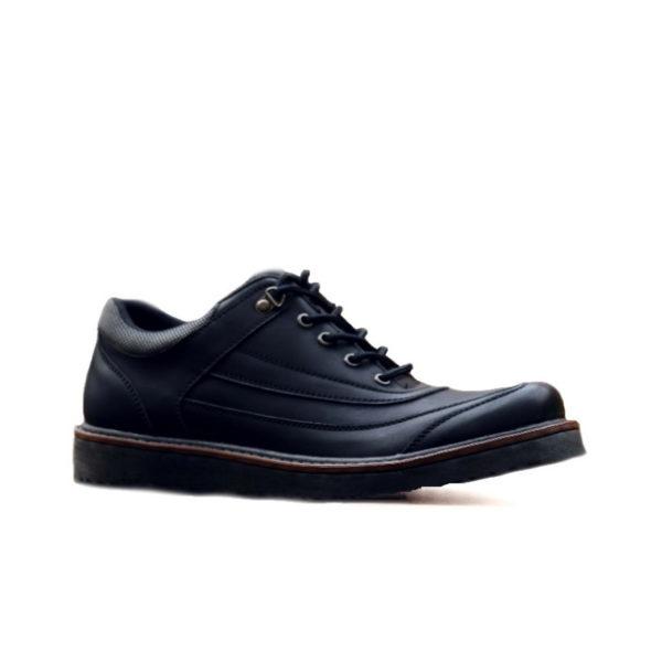 sepatu casual jumbo georgiana black