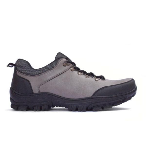 sepatu hiking besar hamada grey