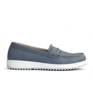 sepatu kerja wanita vinca grey