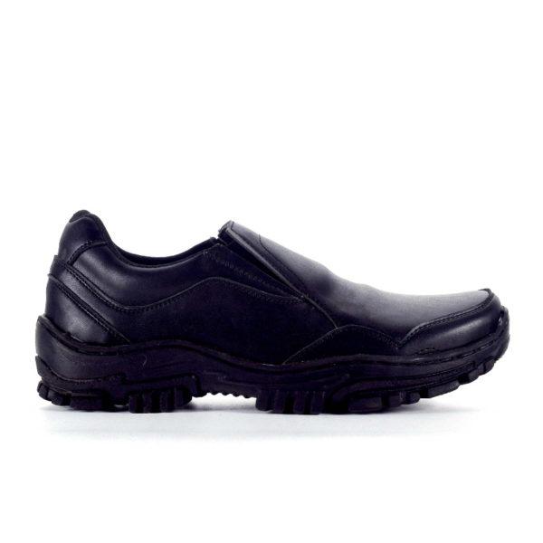 sepatu outdoor besar jason black