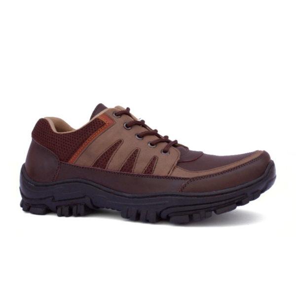 sepatu outdoor ukuran besar valmet brown