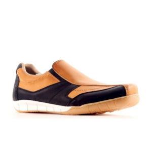 sepatu slip on jumbo humphrey tan 02