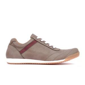 sepatu sneakers ukuran besar kinetic grey