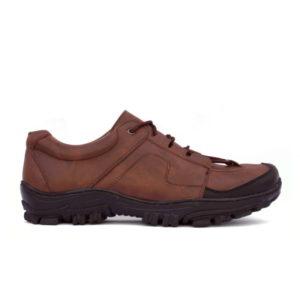sepatu tracking besar nopvo brown