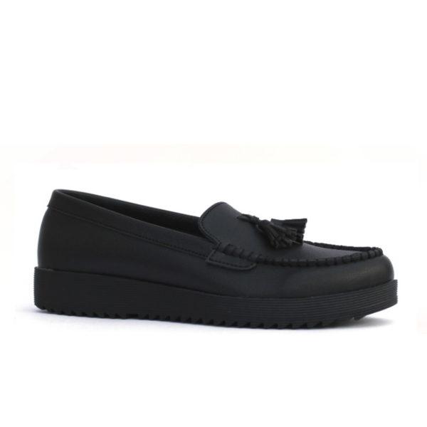 sepatu wanita lily black