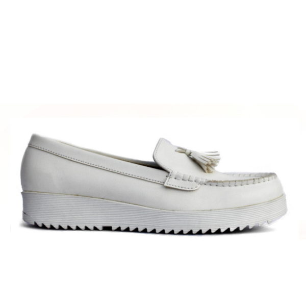sepatu wanita lily white