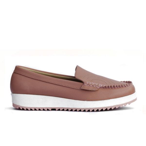 sepatu wanita luna brown