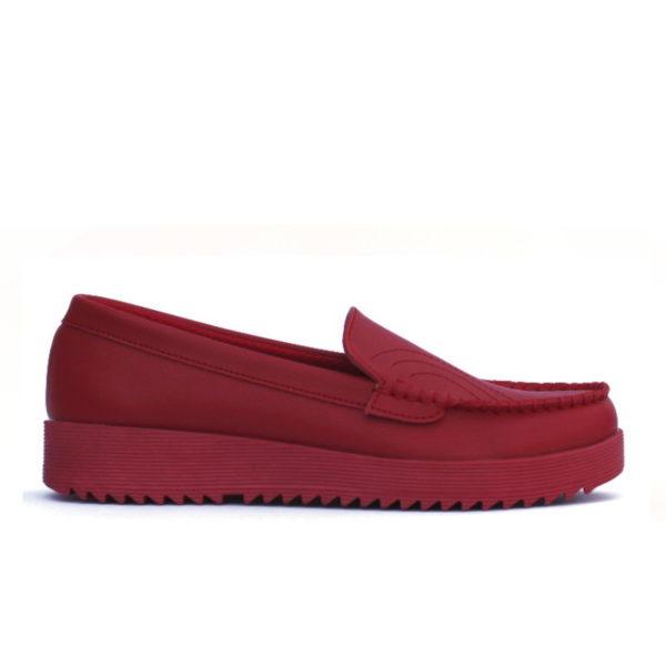 sepatu wanita luna red
